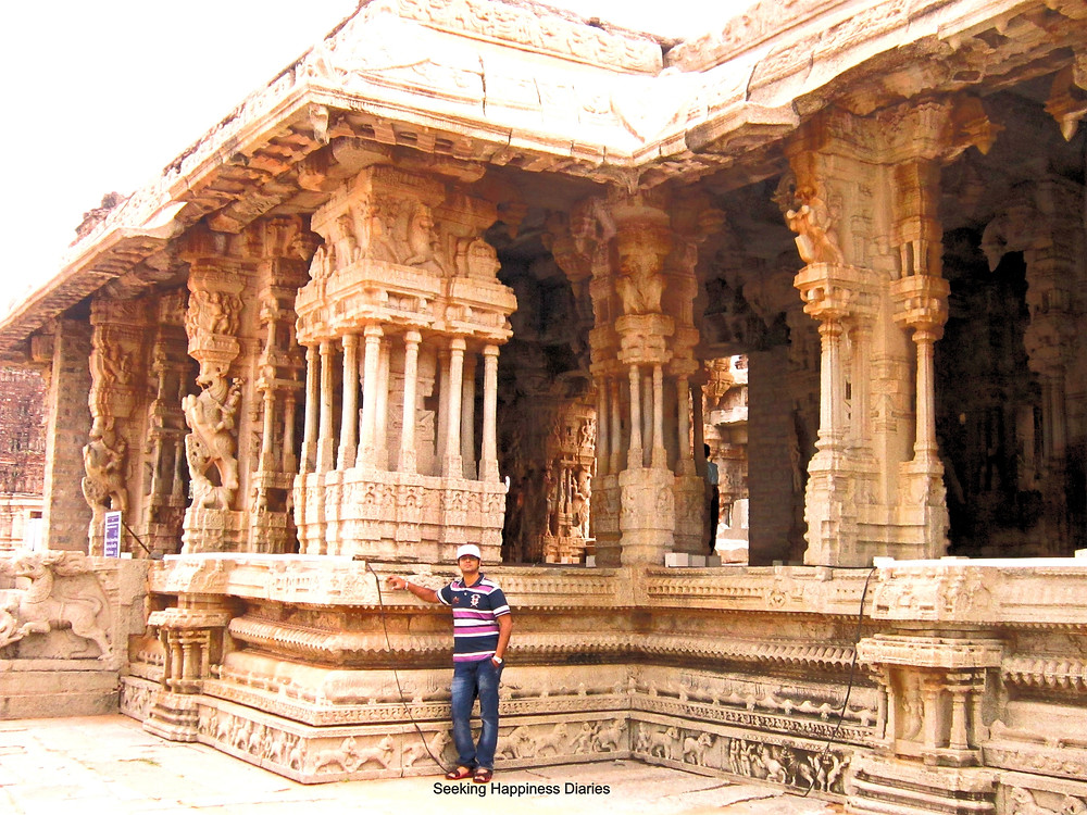 Vitthala Temple of Hampi