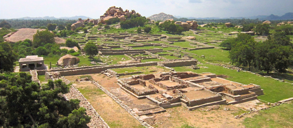 Explore Hampi - The lost city of Vijayanagara Kingdom