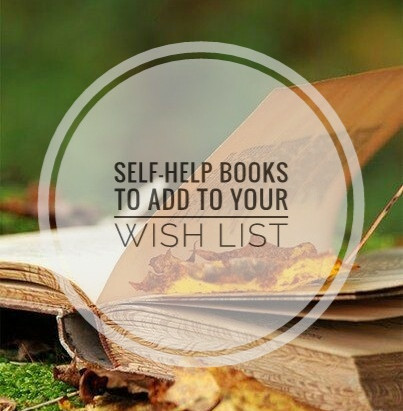 Self Help books to have in your wishlist