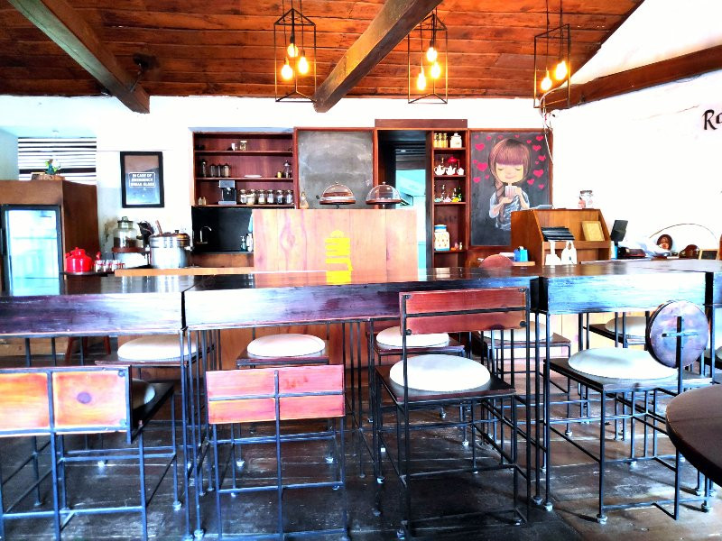 Cafes of Fort Kochi