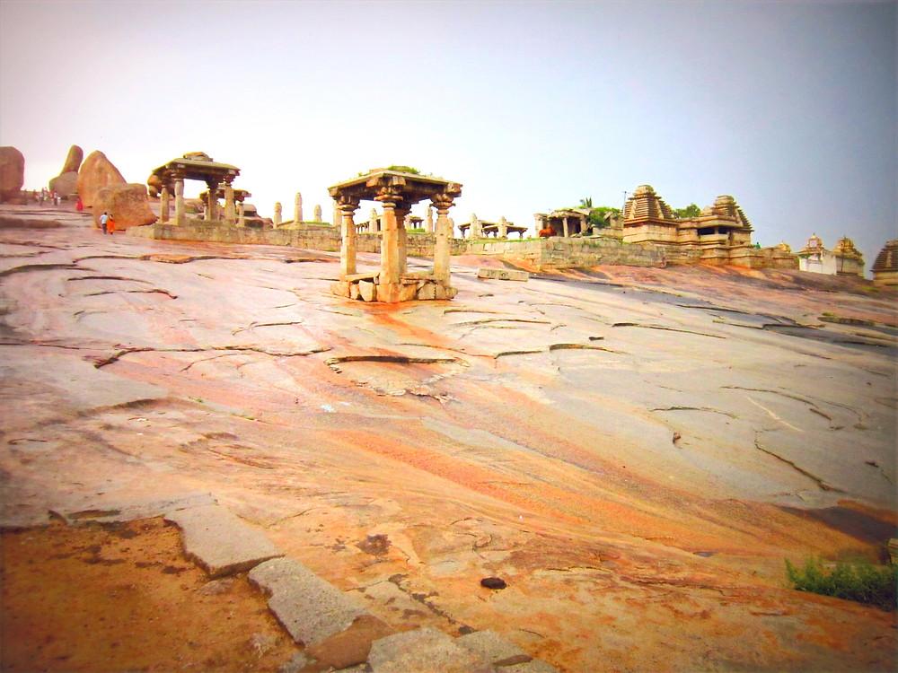 Hemakuta Hill, Jain Temples, Hampi