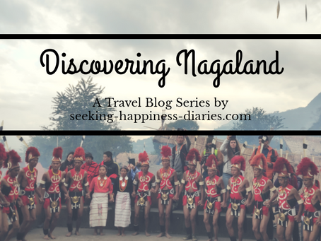 Discovering Nagaland (A Travel Blog Series) - Introduction