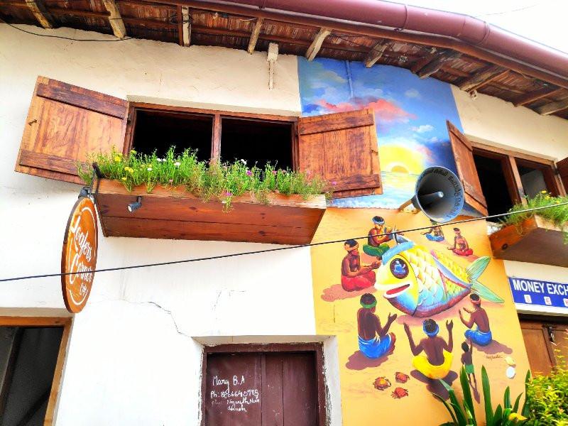 Loafer's Corner Cafe, Fort Kochi