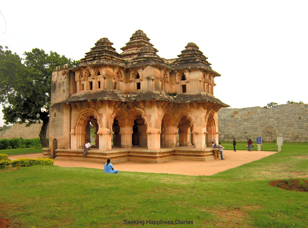 Places to see in Hampi