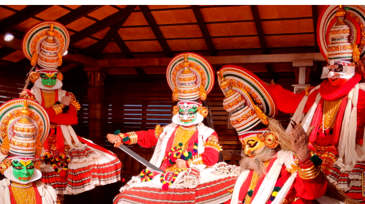 Kathakali - All you need to know about this Indian classical dance form of Kerala