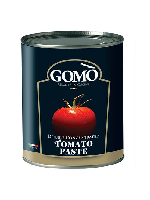 DOUBLE CONCENTRATE TOMATO PUREE 800GR TIN