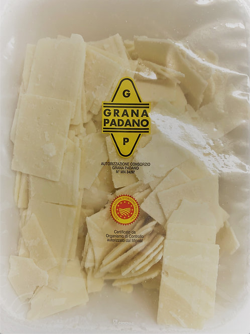 SHAVED GENUINE GRANA PADANO 1 KILO