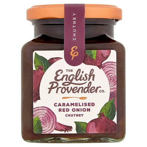 English Provender Caramelised Red Onion Chutney 325gr
