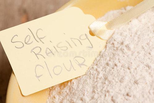Self Raising Flour 500g (Recyclable Pot)
