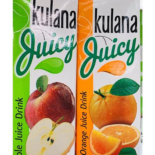 Kids Kuluna Fruit Juices 200ml