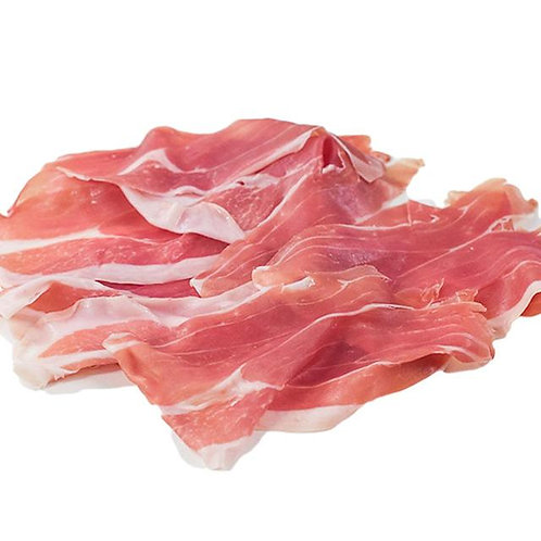 Sliced Italian Prosciutto Crudo 80g Pack