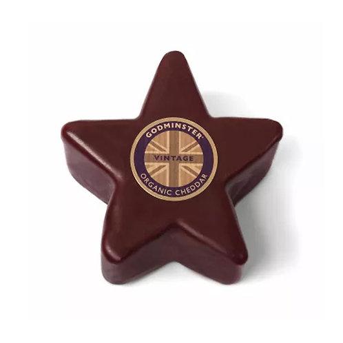 Organic Godminster Star Cheddar 200g