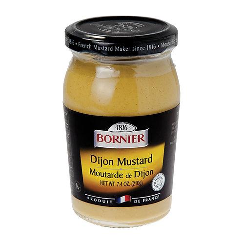 Bornier French Dijon Mustard 210gr Jar