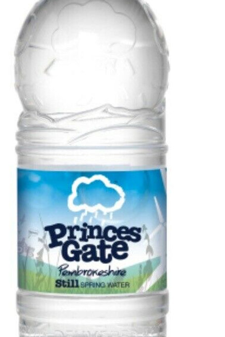 PRINCESS GATE STILL MINERAL WATER 24X500ML CASES ONLY