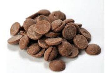 BELGIAN MILK 35% CHOCOLATE CALLETS 500GR
