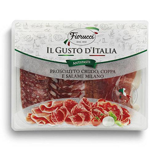 SLICED ANTIPASTO MEATS 120gr PACK