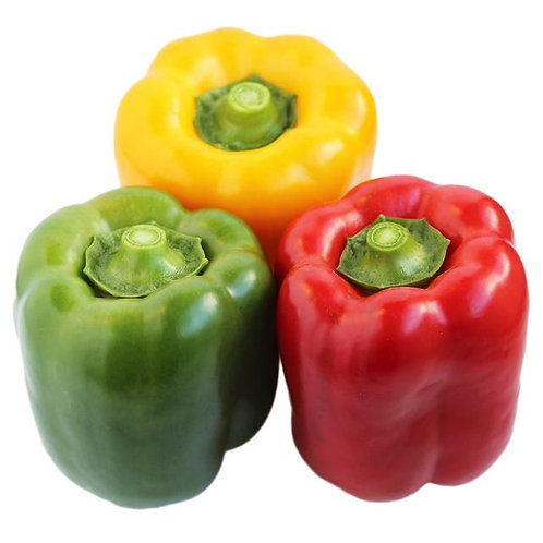 PACK OF 3 MIXED PEPPERS