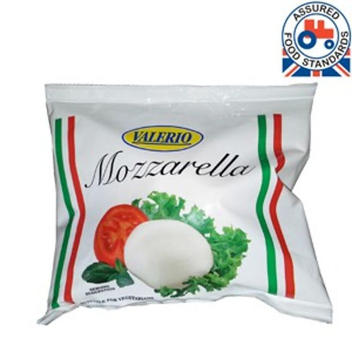 LOCALLY MADE 100% MOZZARELLA BALLS 125gr