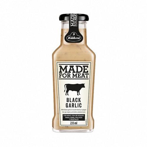 Made For Meat Black Garlic Sauce 235ml Bottle