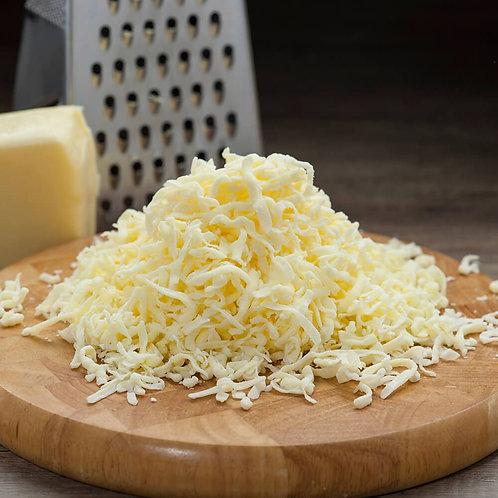 Grated Mozzarella 100% 2kg