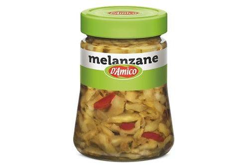 D'Amico Italian Pickled Aubergine 280gr Jar