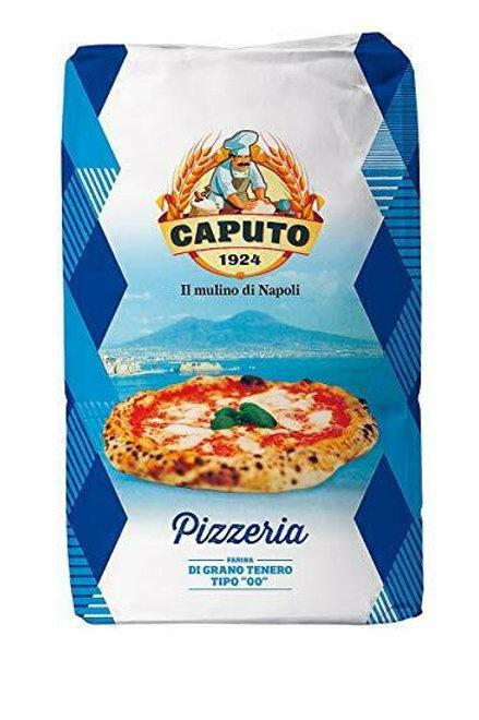 CAPUTO TIPO 00 PIZZA & BREAD FLOUR 15 KILO BAGS