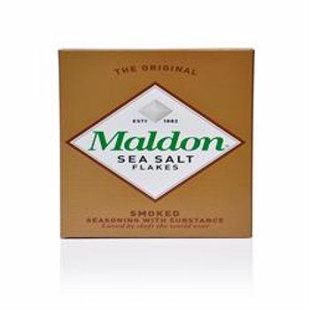 SMOKED MALDON SEA SALT 125gr