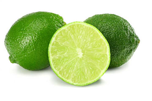 PACKS OF 6 LIMES