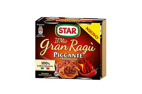 STAR RAGU PICCANTE 2 X 180GR TINS
