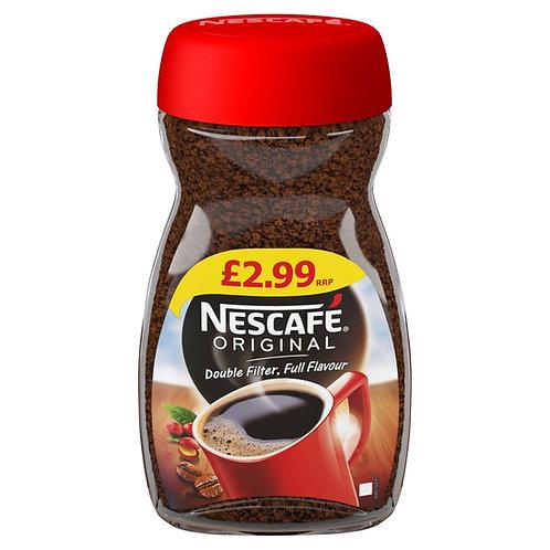Nescafe Original Instant Coffee 95g