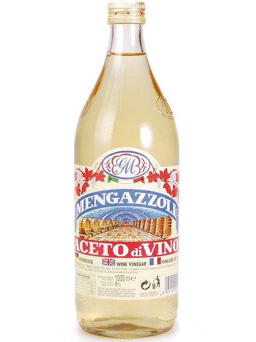 ITALIAN WHITE WINE VINEGAR 1 LITRE