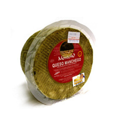 QUESO 6 MONTH AGED MANCHEGO CHEESE 1 KG PIECE