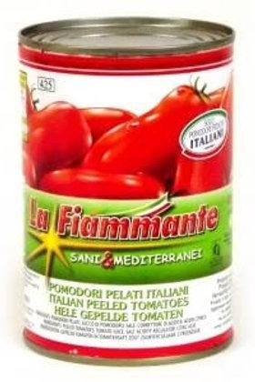 ITALIAN PLUM TOMATO TINS 400GR