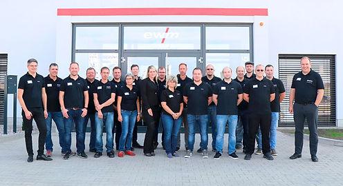 Фото сотрудников компании EWM