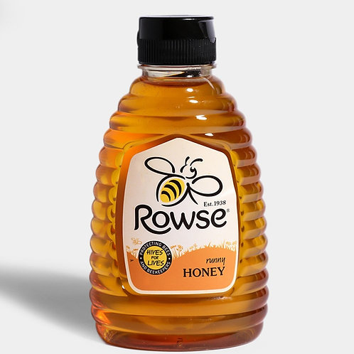 Rowse Squeezy Honey 340gr