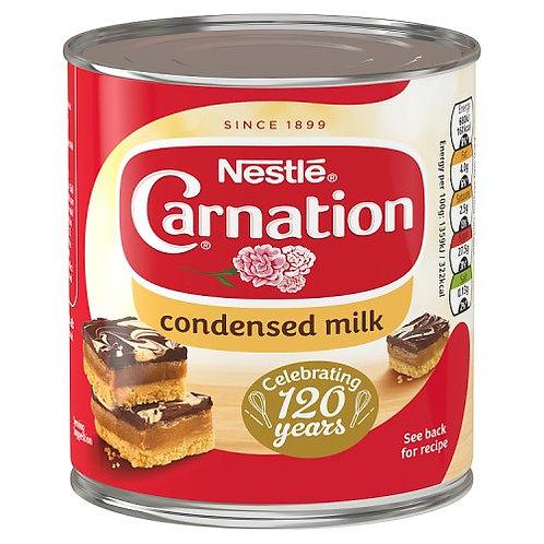 CARNATION CONDENSED MILK 397gr TIN