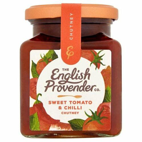 English Provender Sweet Tomato & Chili Chutney 325gr