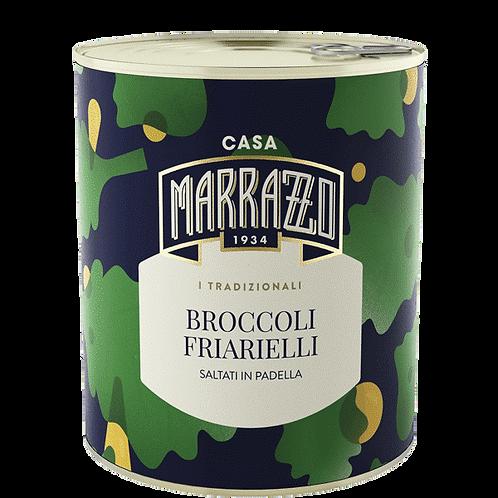 ITALIAN BROCOLI CIMI DI RAPA IN OLIVE OIL & CHILLY,GARLIC