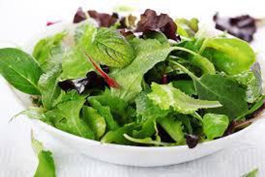 WASHED MIX BABY LEAF SALAD 125gr BAG