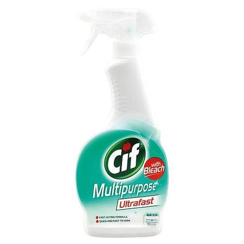 Cif Multi-Purpose Bleach Spray 450ml