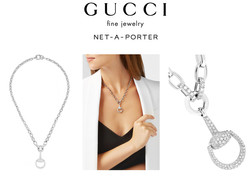 GUCCI FINE JEWELRY FOR NET-A-PORTER