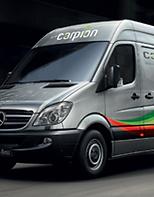 Carpion in ganz Deutschland erhältlich
