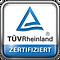 Carpion TÜV Rheinland Zertifizierung