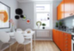 Carpion - Hybrid Elektro-Speicherheizung für Ihre moderne Küche - Wohnraum-Inspiration