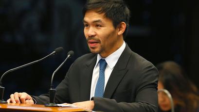 Philippine Boxing and Combat Sports Commission, Binubuong Ahensiya ni Senator Manny Pacquaio