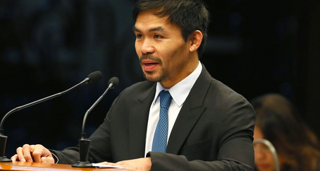 Philippine Boxing and Combat Sports Commission, Binubuong Ahensiya ni Senator Manny Pacquaio