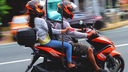Paglalagay ng Barrier sa Motorcycle Taxis, Mandatoryo Parin, Ayon sa DILG