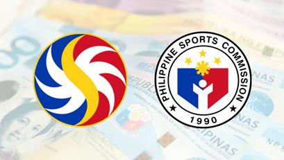 PCSO, Nakapagbahagi muli sa Philippine Sports Commission