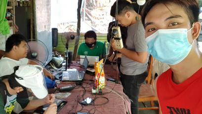 Programmer sa Tarlac na Nagseserbisyo ng Libre, Nakatanggap ng mga Donasyon