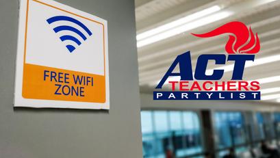 Libreng Public Wi-Fi para sa Distance Learning ng mga Mag-aaral, Isinusulong!